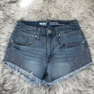 Pants - NWOT High Rise Shorts